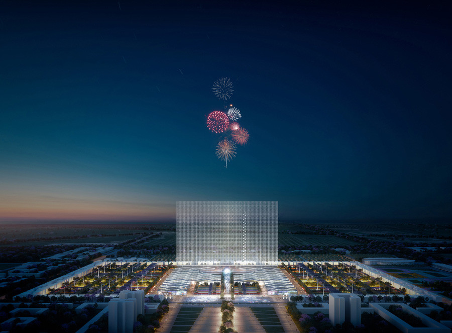 Top Firms Compete To Design Kazakhstan 39 S World Expo In