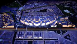 OMA Seleccionada para diseñar el masterplan del Centro Administrativo Nacional en Bogotá