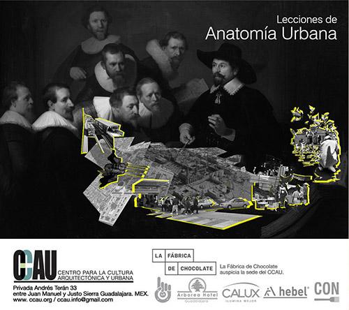 Seminario: Lecciones de Anatomía Urbana / CCAU, Cortesía de CCAU