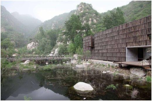 © Li Xiaodong Atelier Liyuan Library, Liyuan, China, 2011