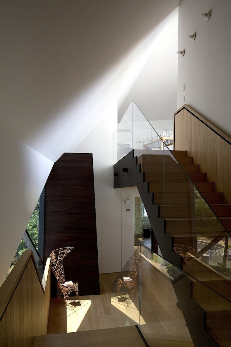 gallery of diamond house / formwerkz architects - 11