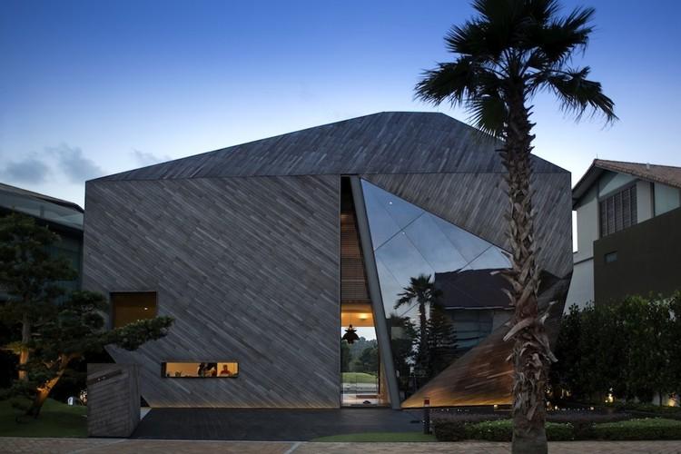 Casa Diamante / Formwerkz Architects, ©  Albert Lim