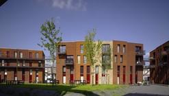 Residential St. Josephhof / Mecanoo