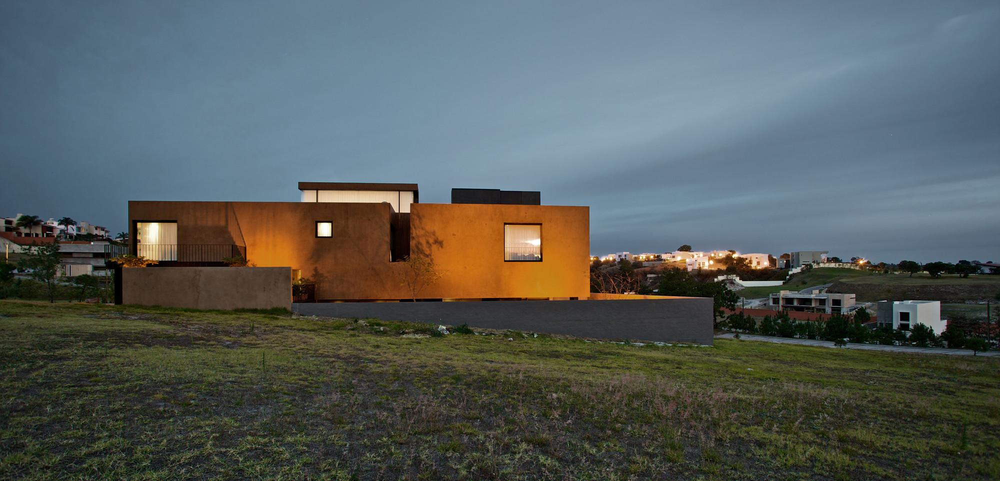 EPR House / Luis Aldrete, © Paco Pérez Arriaga