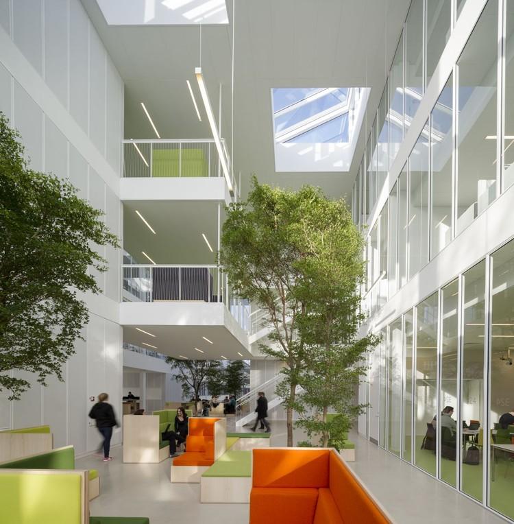 DTU Compute / Christensen & Co Architects, © Adam Mørk