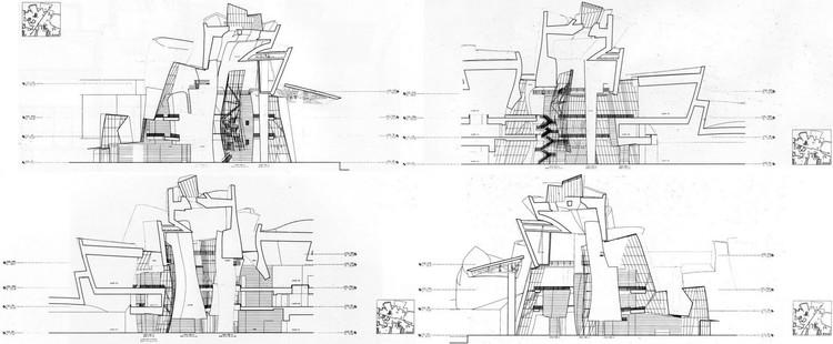 Ad Classics The Guggenheim Museum Bilbao Gehry Partners