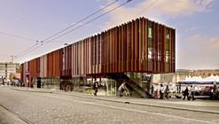 Fish market in Bergen / Eder Biesel Arkitekter