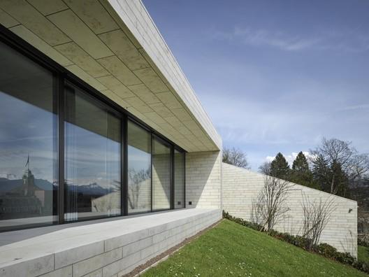 Courtesy of alp Architektur Lischer Partner