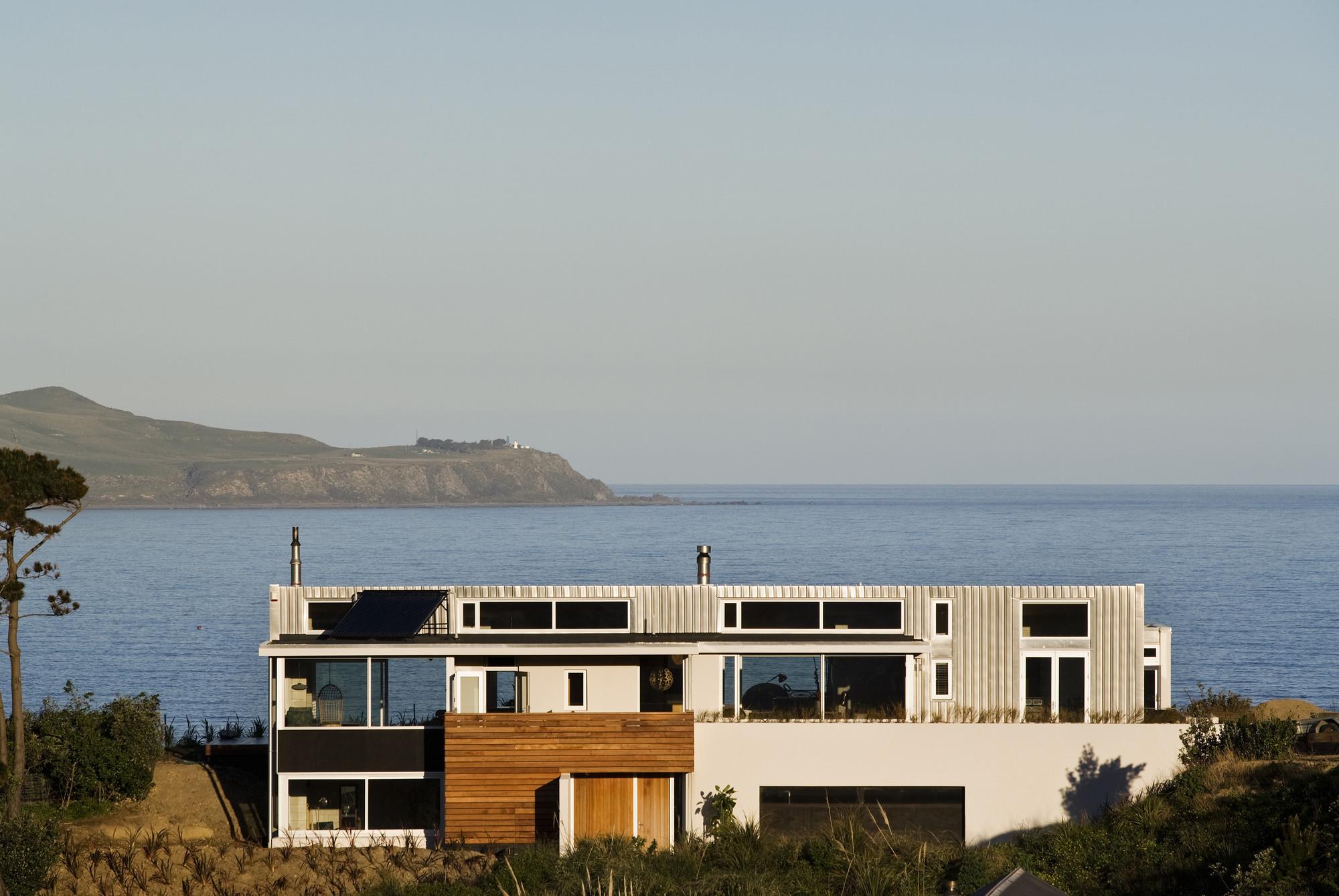 Harding House / Athfield Architects, © Simon Devitt