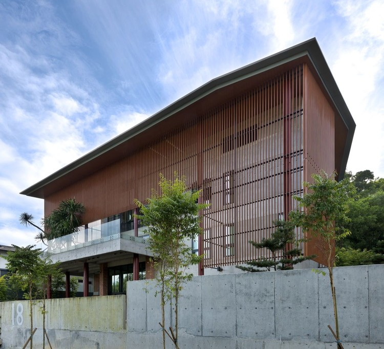 House N18 / DRTAN LM Architect, © H.Lin Ho