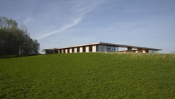 Binder Woodcenter Executive Pavilion / Matteo Thun & Partners