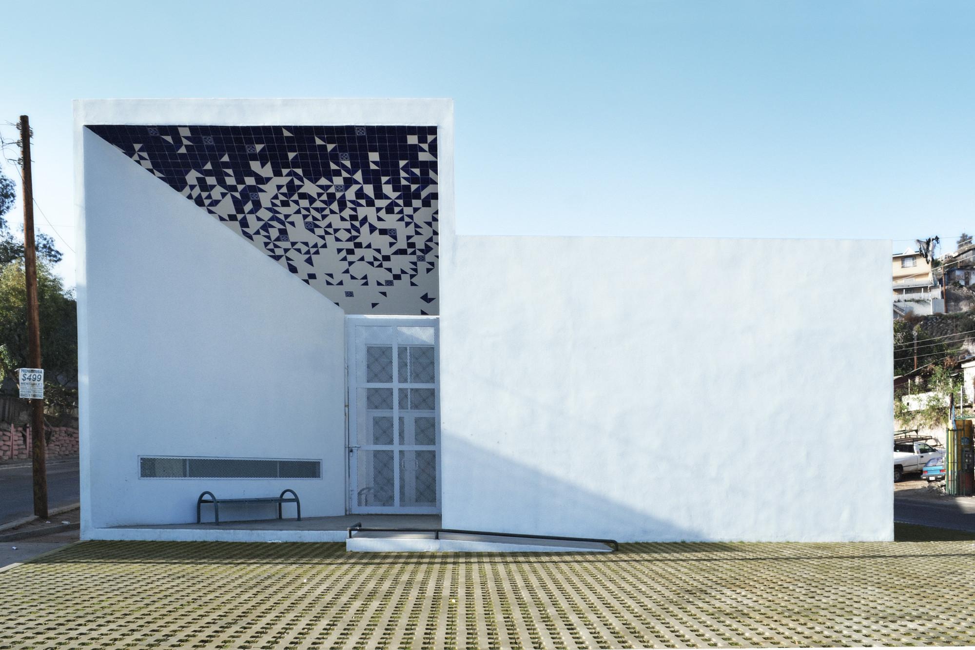 Casa de las Ideas Library / CROstudio, © CROstudio