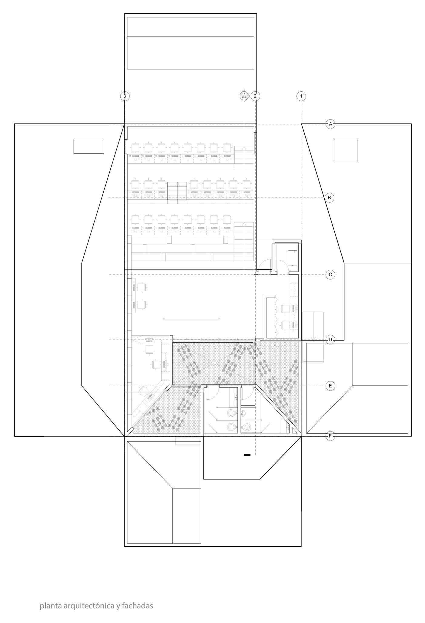 Gallery of casa de las ideas library crostudio 24 for Ideas para la casa