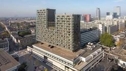 Parasite or Savior? Ibelings van Tilburg's Hovering New High-Rise