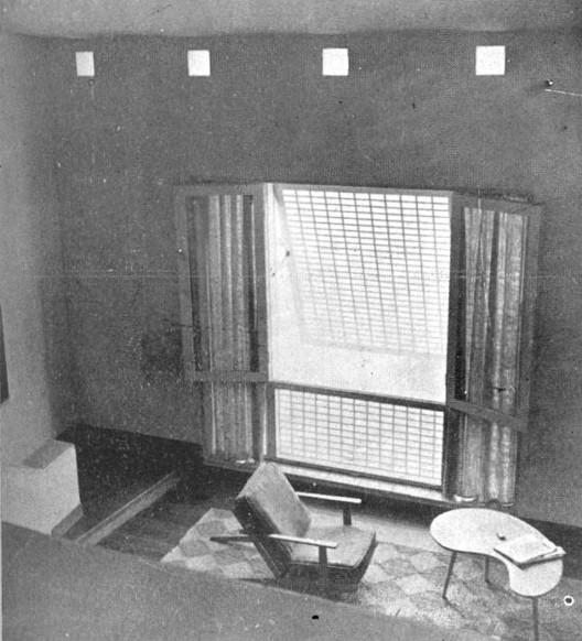 © Cortesía de El Arquitecto Peruano de abril de 1950