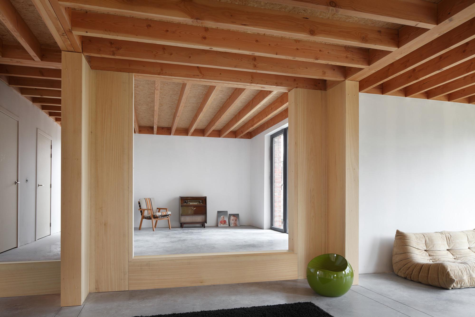 dnA House / BLAF Architecten, © Stijn Bollaert