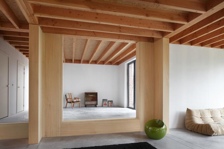 Casa dnA / BLAF Architecten, © Stijn Bollaert