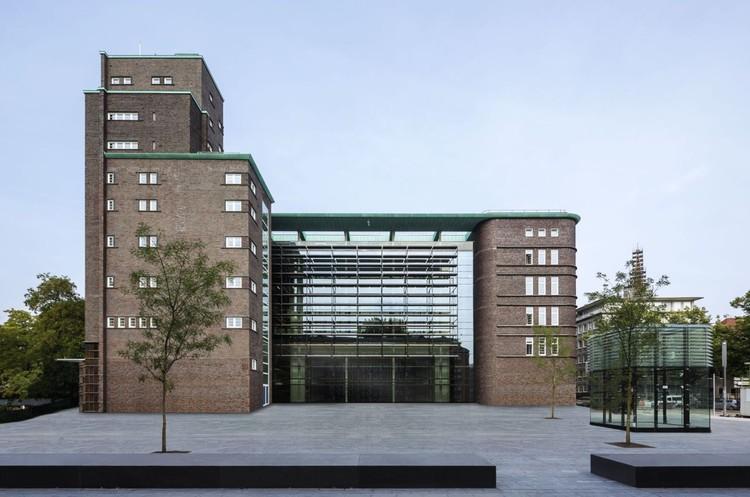 Conversión de la Hans-Sachs-Haus / gmp Architekten, © Hans-Georg Esch
