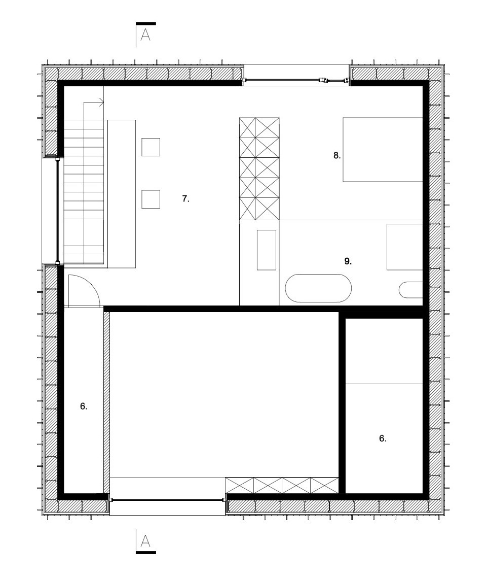 Gallery Of Zero Energy House Lokeren / BLAF Architecten