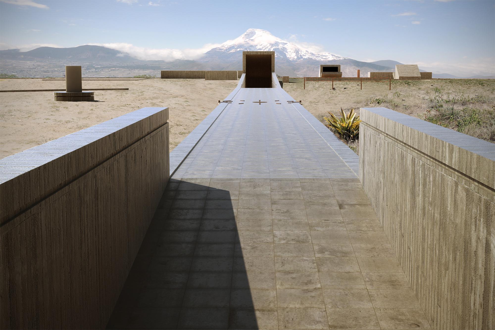 Arq. Betsy Peñaherrera. Image Courtesy of Diagonal Arquitectura