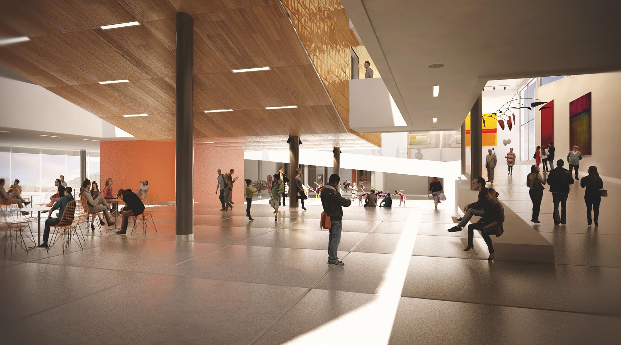 Arq. Marcelo Banderas, Arq.Victor Viteri, Arq. Hernan Castro. Image Courtesy of Diagonal Arquitectura