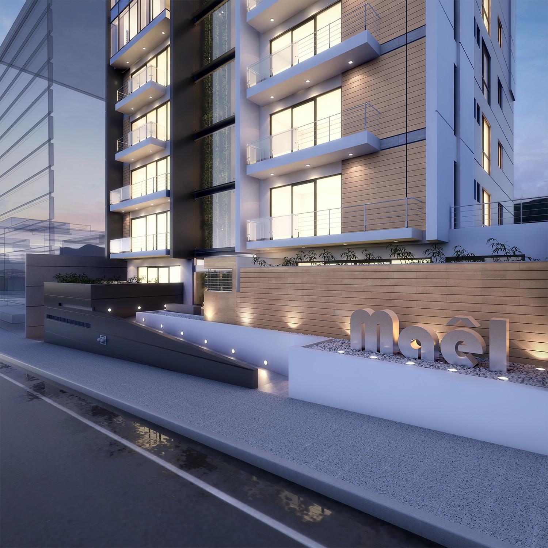 Estudio A0. Image Courtesy of Diagonal Arquitectura
