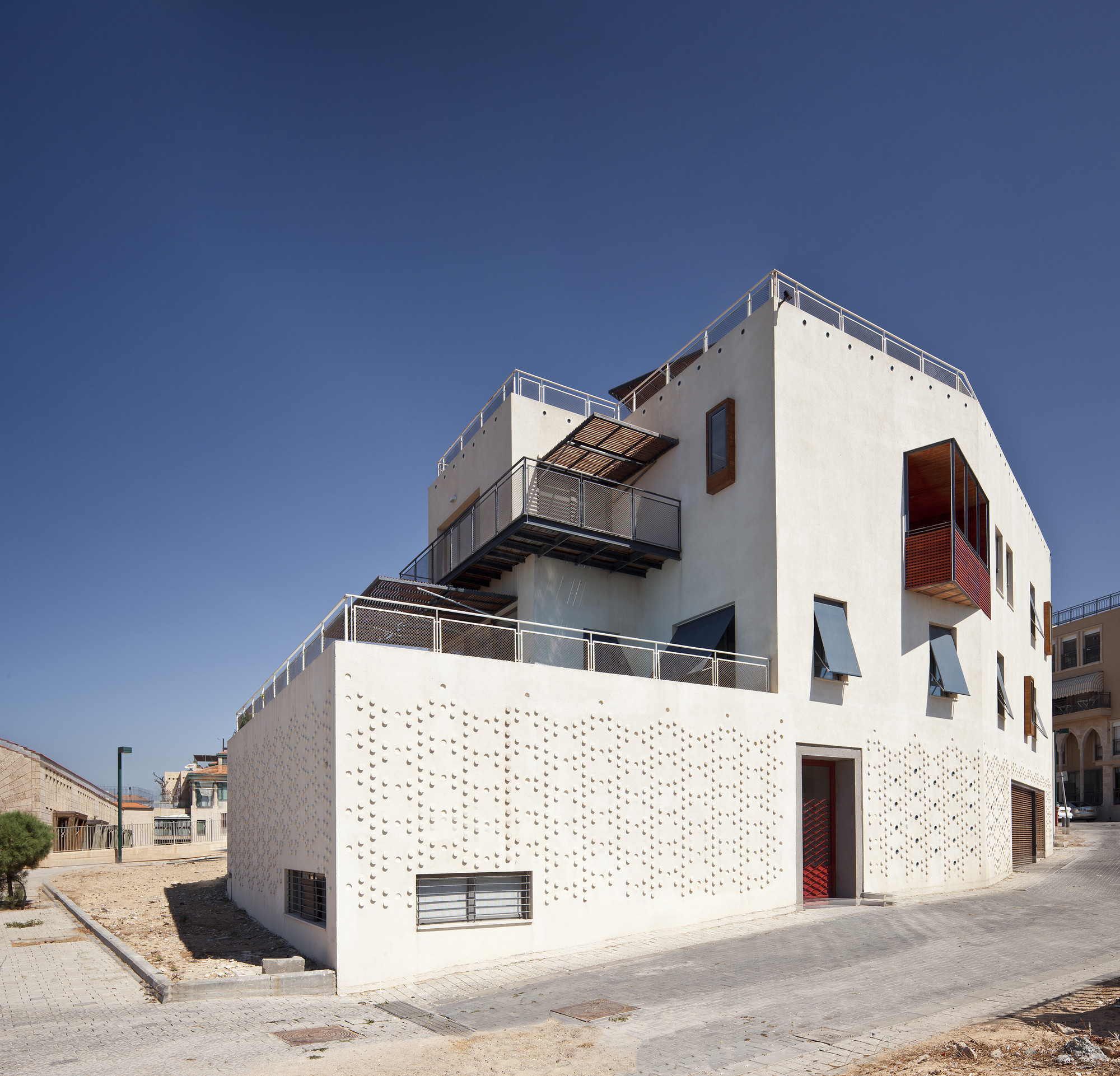 Housing in Jaffa / GalPeleg Architects, © Amit Geron