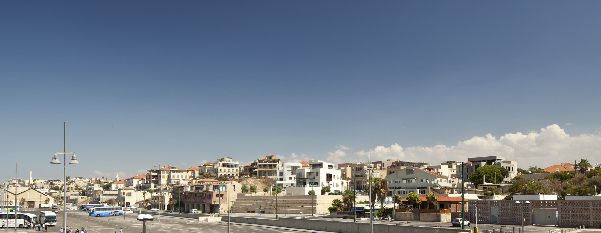 Housing in Jaffa / GalPeleg Architects