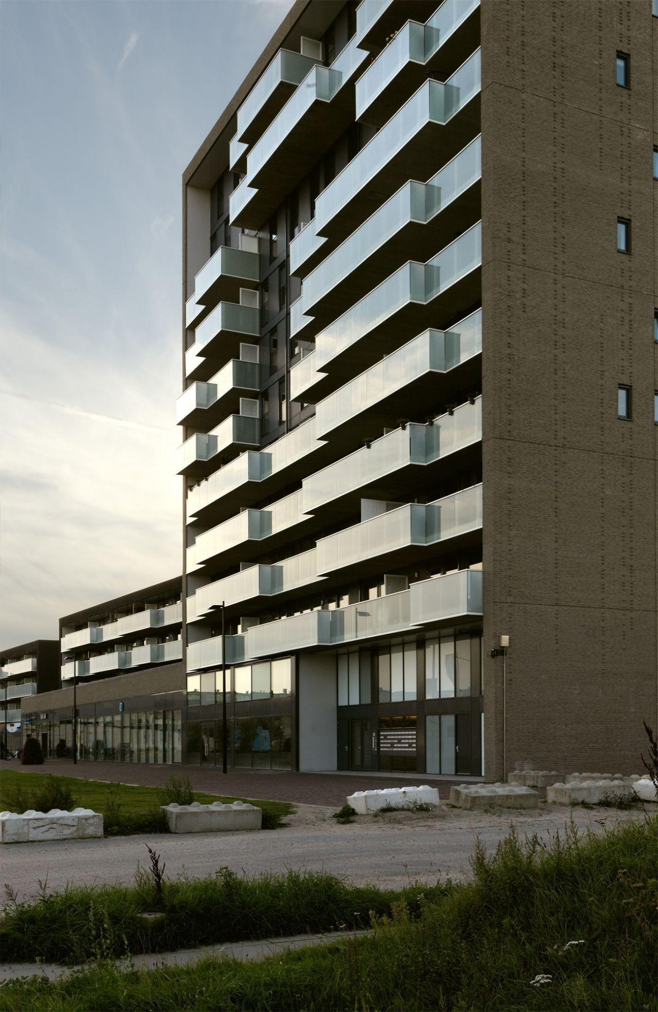 Block 13-14 / Burton Hamfelt Architectuur Stedebouw Prototypes