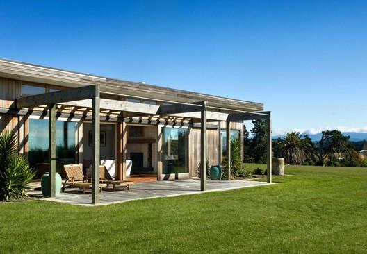 Casa Evill Studio Pacific Architecture Archdaily Brasil