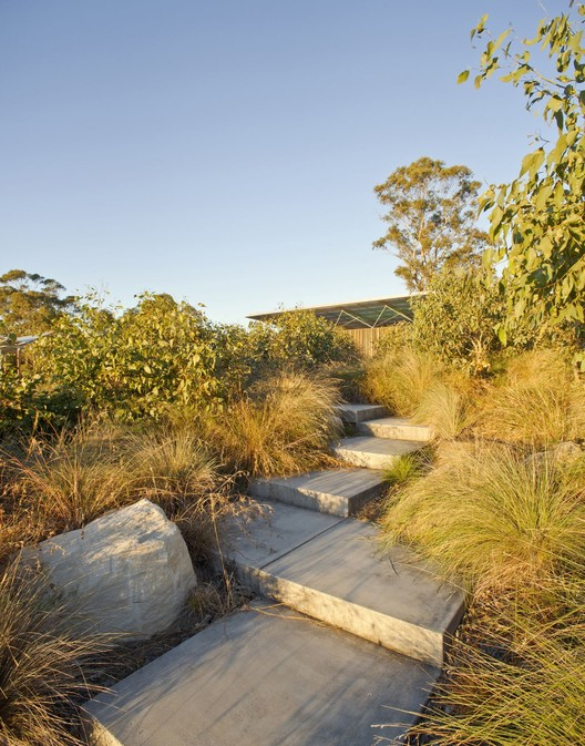 Lizard log mcgregorcoxall archdaily for Landscape architecture courses sydney