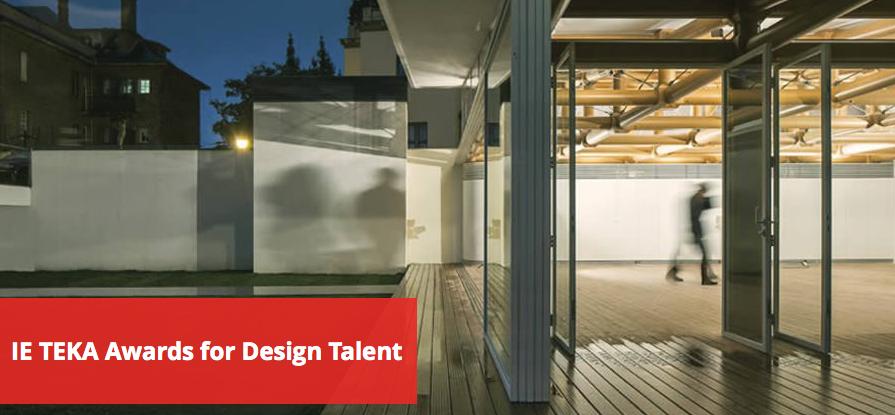 IE TEKA Awards for Design Talent