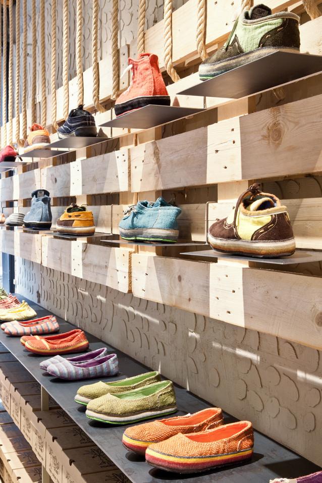 Como Decorar Tienda De Zapatos