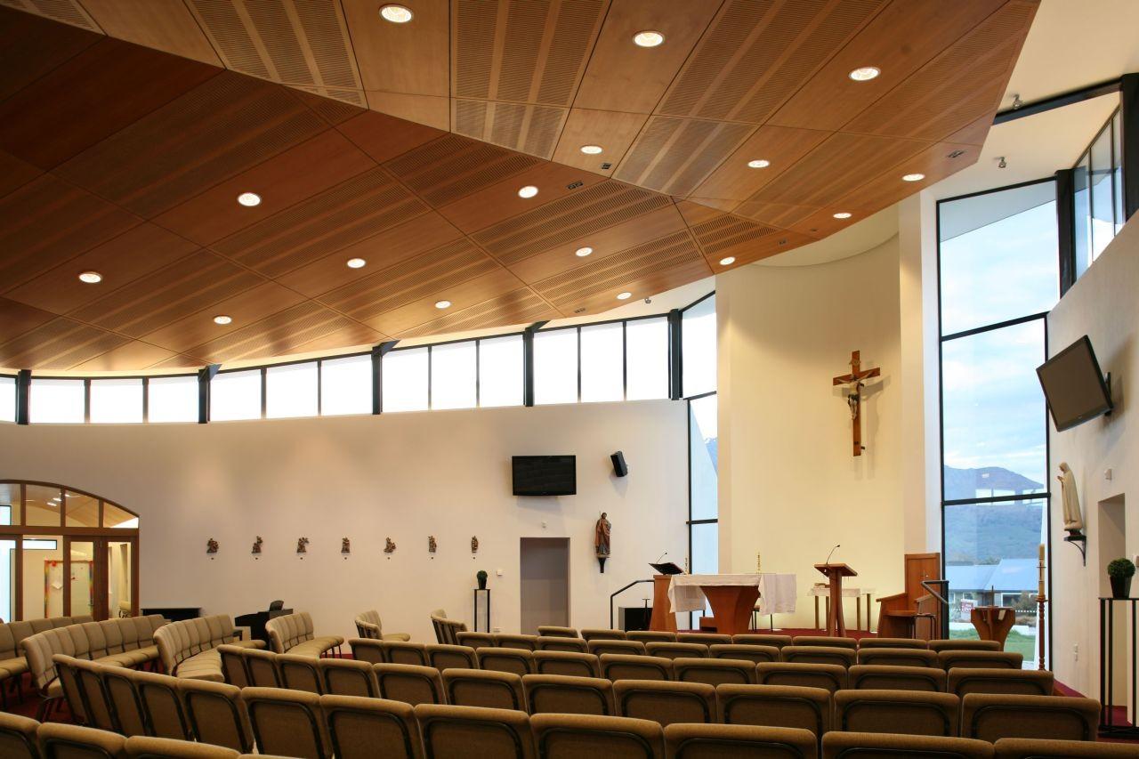 Gallery of wanaka catholic church sarah scott architects for Architect ltd