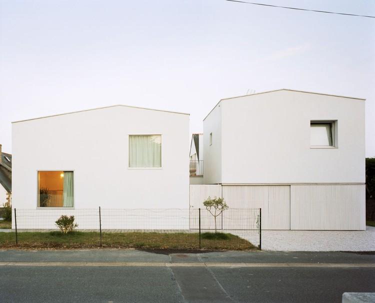 2 Casas & 2 Estudios / RAUM, © Audrey Cerdan