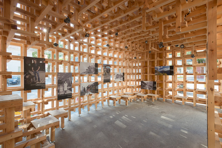 Rjukan Town Cabin / Rallar Arkitekter, © Per Berntsen