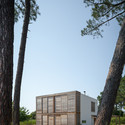 Biscarosse emergency centre debarre duplantiers associ s architecture paysage archdaily - Villa seignosse debarre duplantiers associes ...