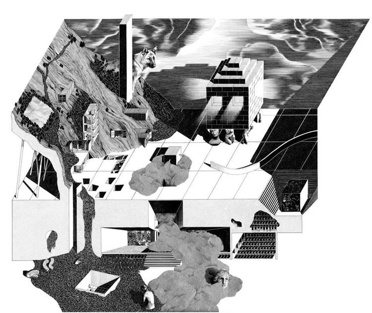 """Mostra """"DITIRAMBOS - [Re]Novações de prazeres da Arquitetura"""" no MuBE"""