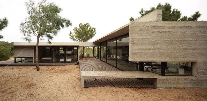 Gallery of carassale house bak architects 8 for Casas alargadas