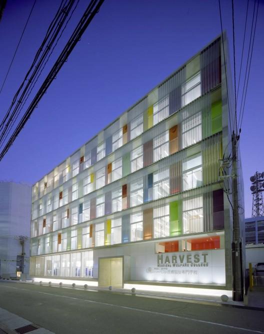 Universidad Médica Harvest / Shogo Iwata, © Yoshihisa Araki