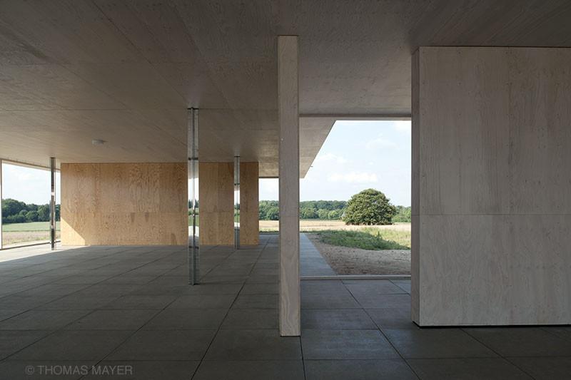 gallery of mies van der rohe golfclubhaus 1 1 model robbrecht en daem architecten 1. Black Bedroom Furniture Sets. Home Design Ideas