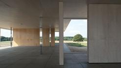 Mies van der Rohe Golfclubhaus - 1:1 Model / Robbrecht en Daem architecten