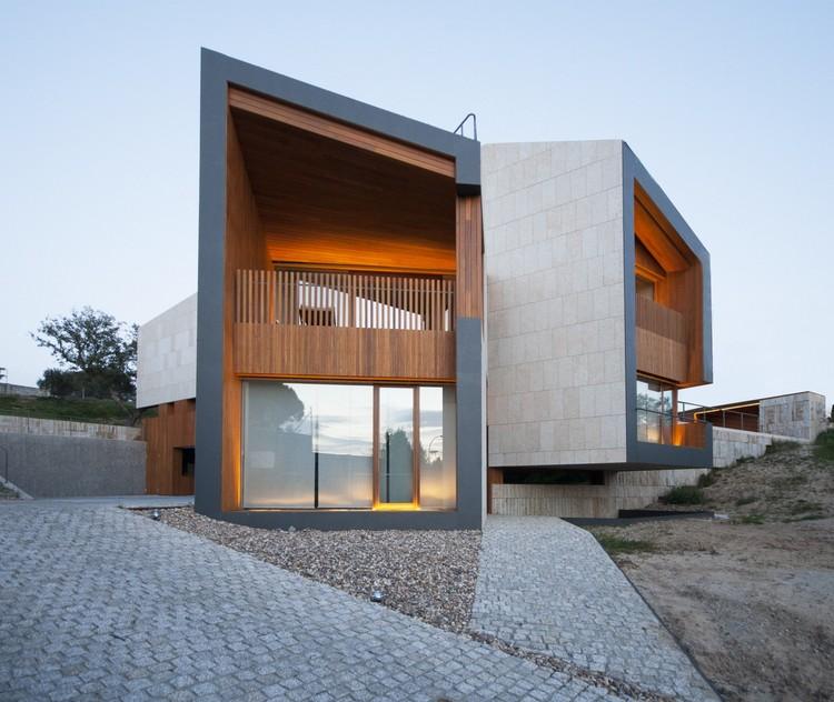 Vivienda Estudio / cmA Arquitectos, Cortesía de cmA Arquitectos