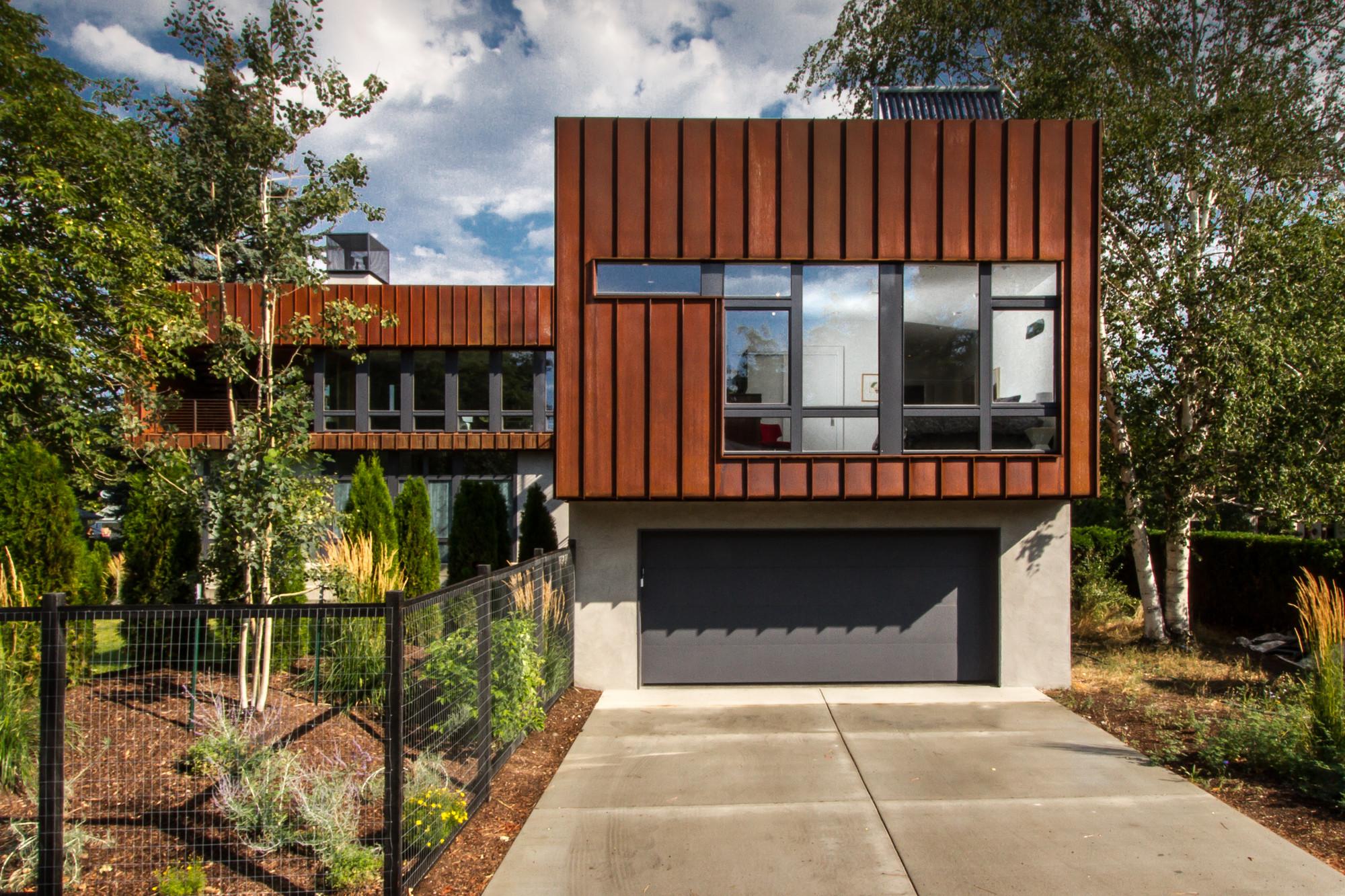 Wren Residence / Chris Pardo Design: Elemental Architecture, © Steven Begleiter