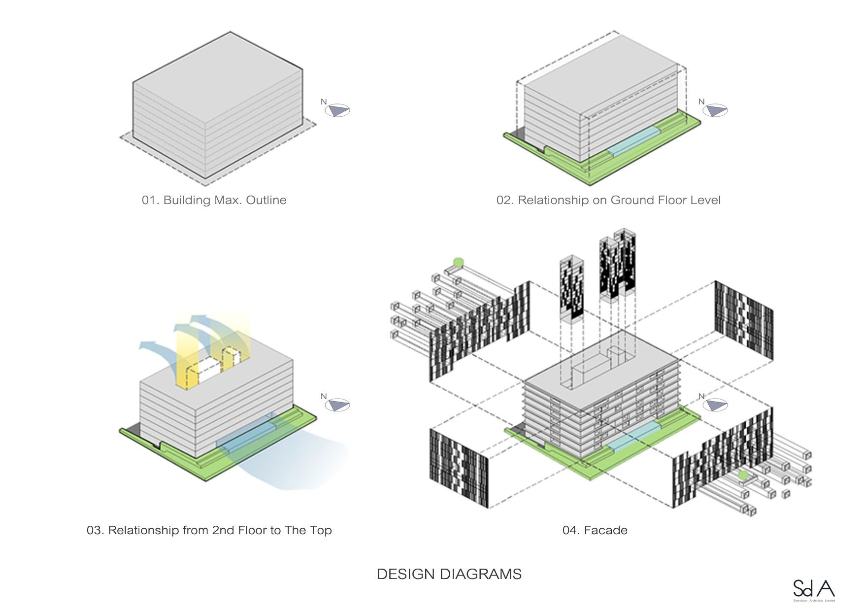 Gallery of via 31 somdoon architects ltd 23 for Architect ltd