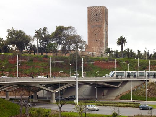 Rabat-Salé Urban Infrastructure Project; Rabat, Morocco/Marc Mimram Architecture. Image © AKAA / Cemal Emden