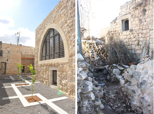 Revitalisation of Birzeit Historic Centre; Birzeit, Palestine / Riwaq - Centre for Architectural Conservation. Image © AKAA / RIWAQ