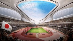 Video: Walking the Stadium by Zaha Hadid, Tokyo 2020 Olympic Bid