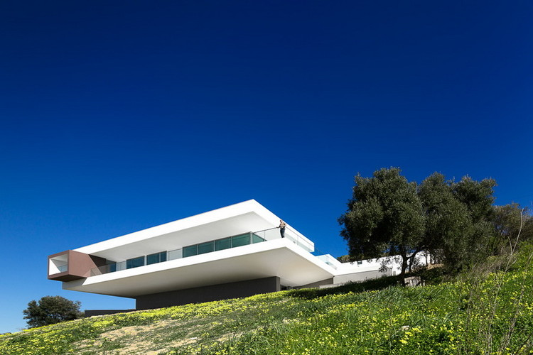 Villa Escarpa / Mario Martins, © Fernando Guerra | FG+SG