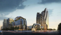 Chaoyang Park Project / MAD Architects